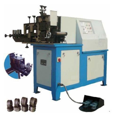masina automata de amprentat bare metalice